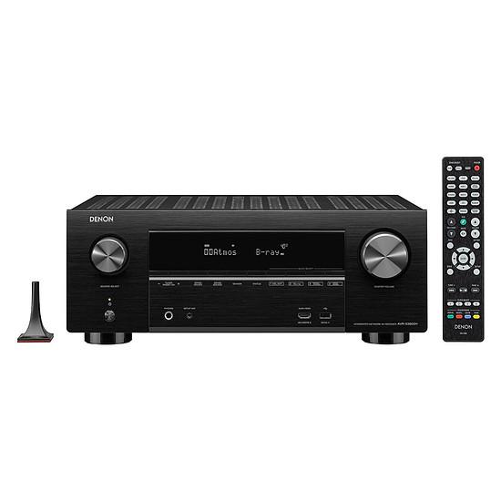 Ampli Home-Cinéma Denon AVR-X3600H Noir