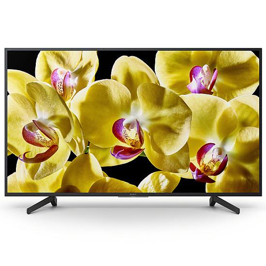 TV Sony KD-49XG8096 BAEP - TV 4K UHD HDR - 123 cm - Autre vue