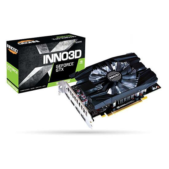 Carte graphique Inno3D GeForce GTX 1660 SUPER Compact