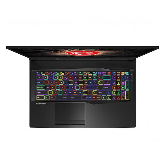 PC portable MSI GL75 9SFK-1097FR - Autre vue