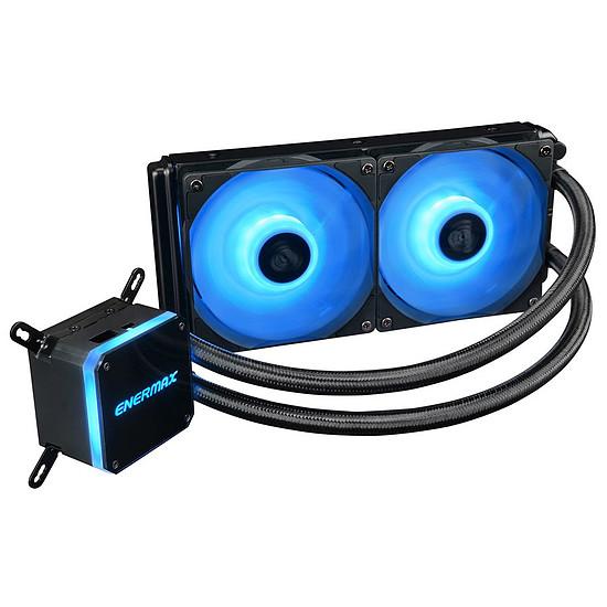 Refroidissement processeur Enermax Liqmax III 240 RGB