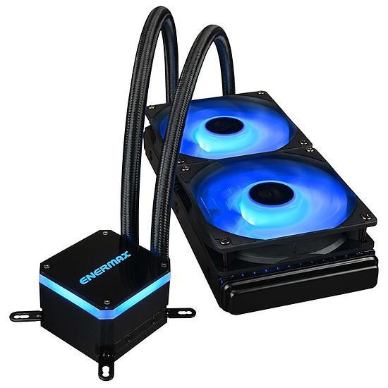 Refroidissement processeur Enermax Liqmax III 240 RGB - Autre vue