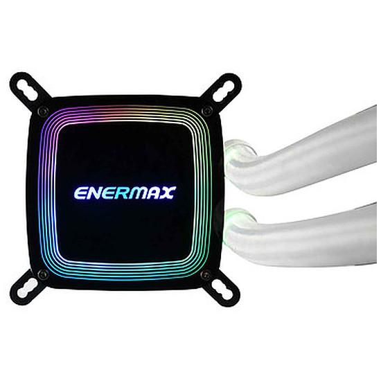 Refroidissement processeur Enermax Aquafusion 120 White ARGB - Autre vue
