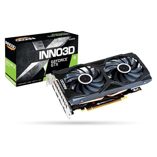 Carte graphique Inno3D GeForce GTX 1660 SUPER Twin X2