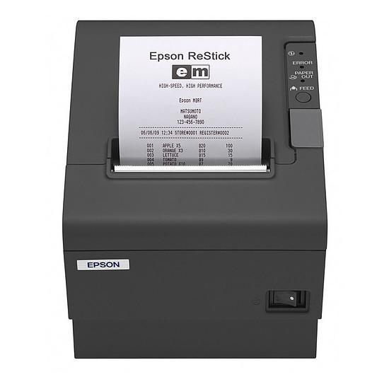 Imprimante thermique / Titreuse Epson TM-T88V (Série) - Imprimante de Tickets Energy