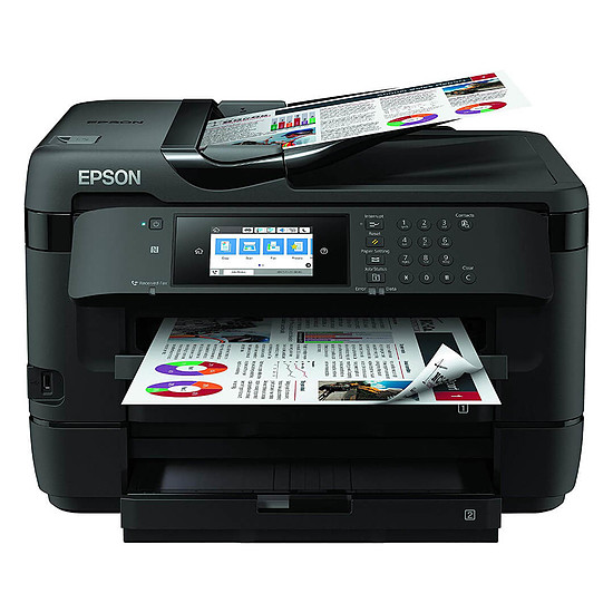 Imprimante multifonction Epson WorkForce WF-7720DTWF