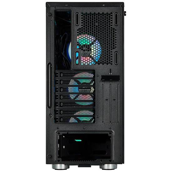Boîtier PC Corsair ICUE 465X RGB - Noir - Autre vue