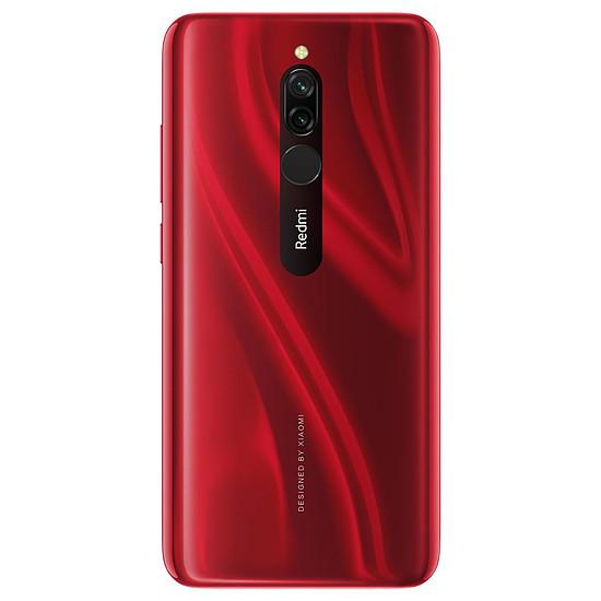 Smartphone et téléphone mobile Xiaomi Redmi 8 (rouge) - 32 Go - Autre vue