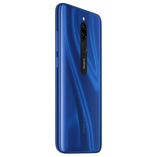 Smartphone et téléphone mobile Xiaomi Redmi 8 (bleu) - 32 Go - Autre vue