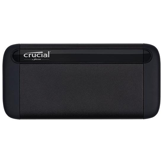Disque dur externe Crucial X8 Portable SSD 500 Go