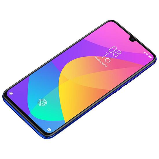 Smartphone et téléphone mobile Xiaomi Mi 9 Lite (Bleu) - 128 Go - Autre vue