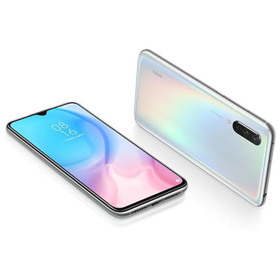 Smartphone et téléphone mobile Xiaomi Mi 9 Lite (Blanc) - 128 Go - Autre vue