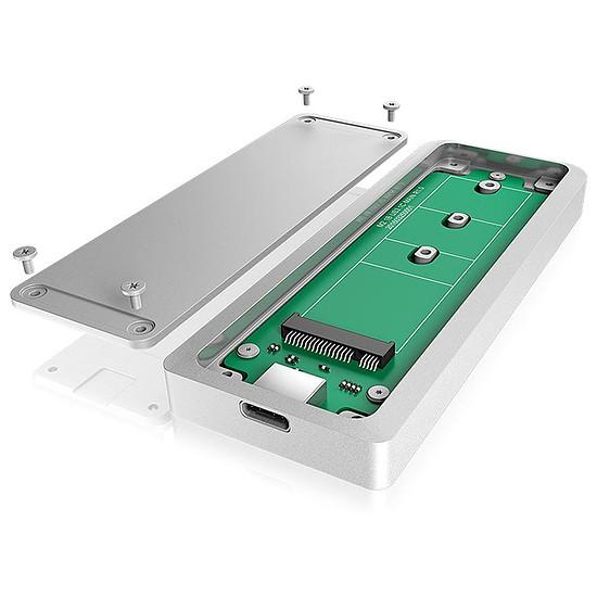 Boîtier pour disque dur Icy Box IB-188M2 - Autre vue