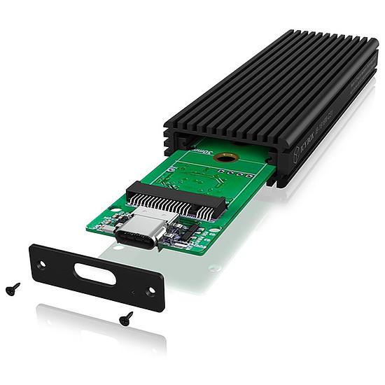 Boîtier pour disque dur Icy Box IB-1816M-C31 - Autre vue