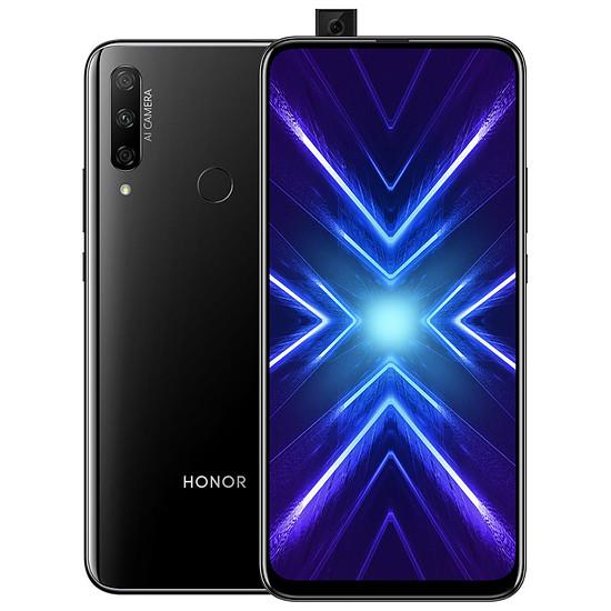 Smartphone et téléphone mobile Honor 9X (Noir) - 128 Go
