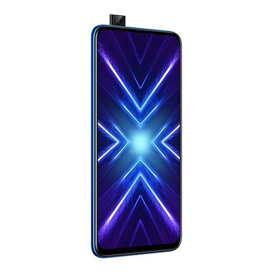 Smartphone et téléphone mobile Honor 9X (Bleu) - 128 Go - Autre vue