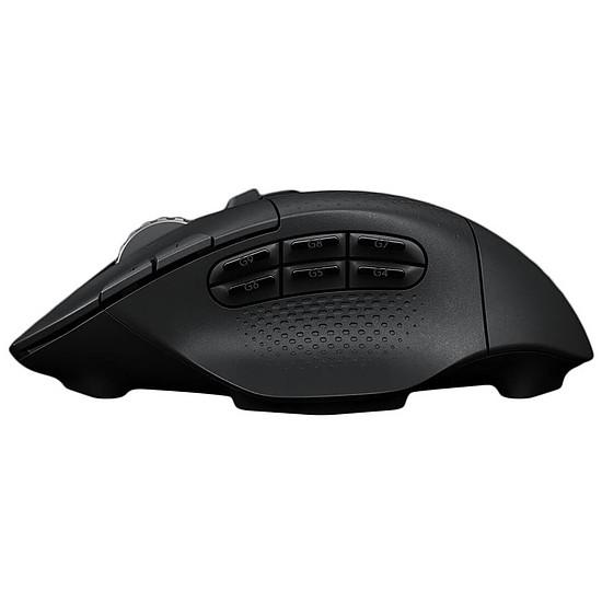 Souris PC Logitech G604 Lightspeed - Autre vue