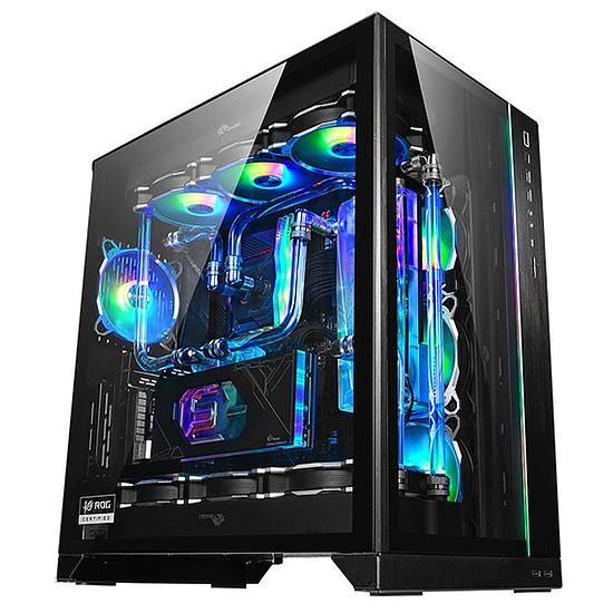 Boîtier PC Lian Li O11D XL ROG Certified - Noir