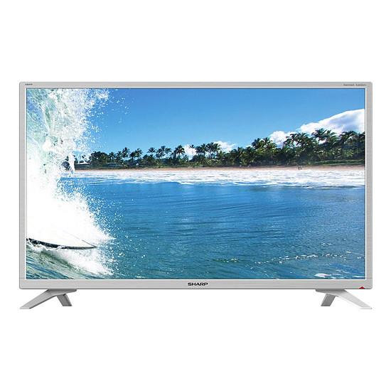 TV Sharp LC-32HI5232E - TV HD - 81 cm Blanc