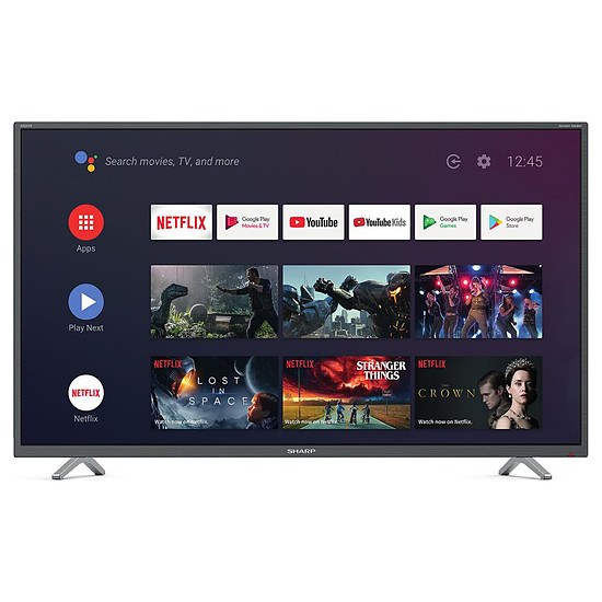 TV Sharp 55BL2EA - TV 4K UHD HDR - 140 cm