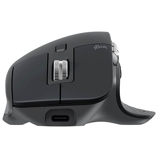 Souris PC Logitech MX Master 3 - Graphite - Autre vue
