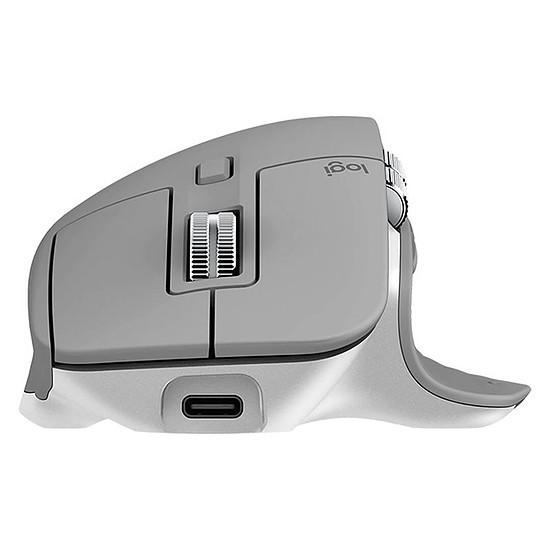 Souris PC Logitech MX Master 3 - Gris - Autre vue