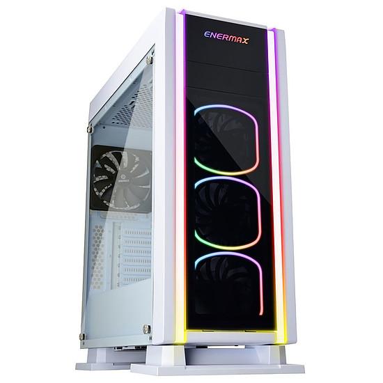 Boîtier PC Enermax Saberay Advanced - White