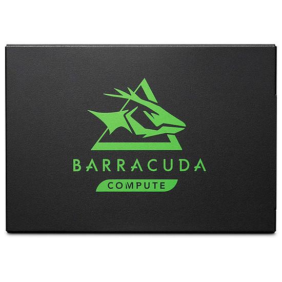 Disque SSD Seagate Barracuda 120 - 500 Go - Autre vue