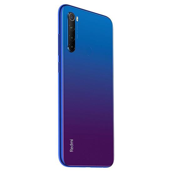 Smartphone et téléphone mobile Xiaomi Redmi Note 8T Bleu - 64 Go - Autre vue