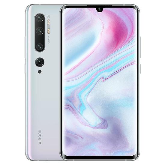 Smartphone et téléphone mobile Xiaomi Mi Note 10 Blanc - 128 Go