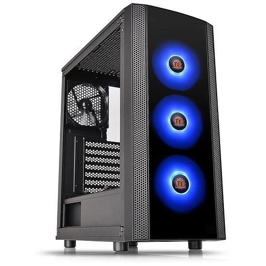 Boîtier PC Thermaltake Versa J25 Tempered Glass RGB