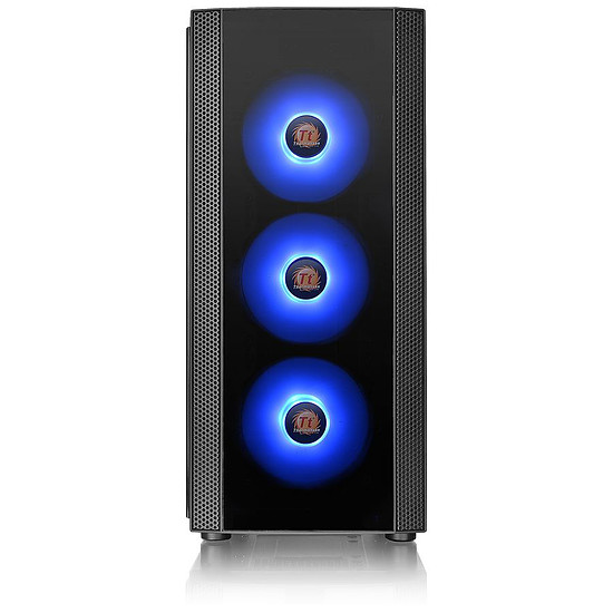 Boîtier PC Thermaltake Versa J25 Tempered Glass RGB - Autre vue