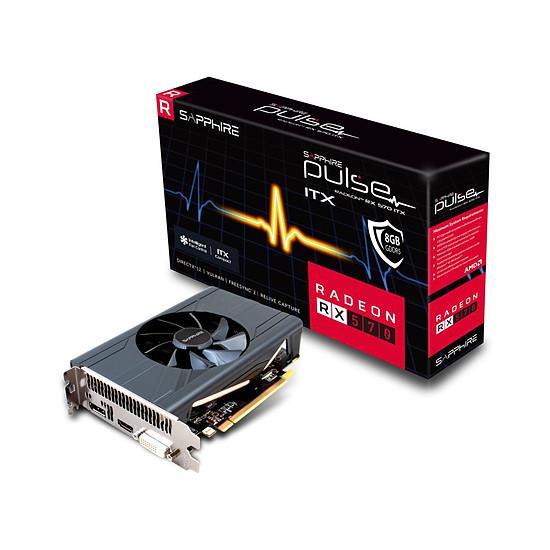Carte graphique Sapphire Radeon RX 570 Pulse ITX