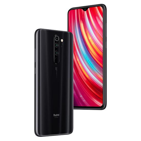 Smartphone et téléphone mobile Xiaomi Redmi Note 8 Pro (noir) - 64 Go - Autre vue