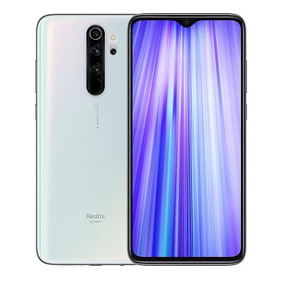 Smartphone et téléphone mobile Xiaomi Redmi Note 8 Pro (blanc) - 64 Go