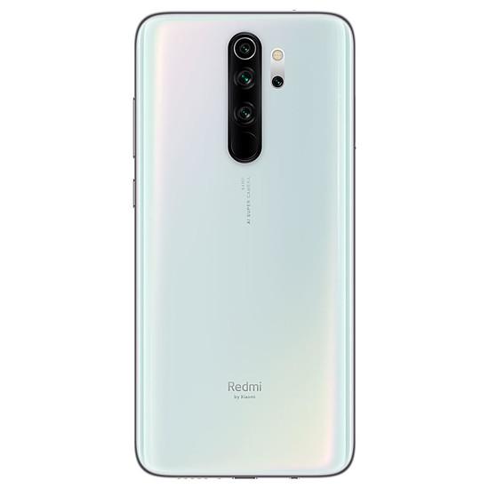 Smartphone et téléphone mobile Xiaomi Redmi Note 8 Pro (blanc) - 64 Go - Autre vue