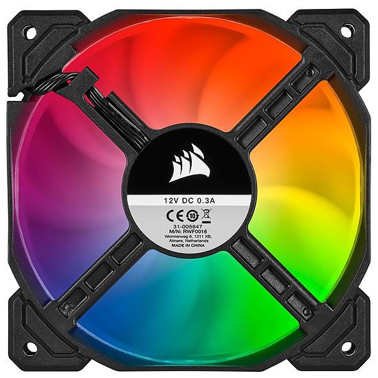 Ventilateur Boîtier Corsair Pack de 2 SP140 RGB PRO et Ligthning Node CORE - Autre vue