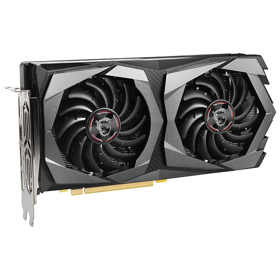 Carte graphique MSI GeForce GTX 1650 SUPER GAMING X - Autre vue