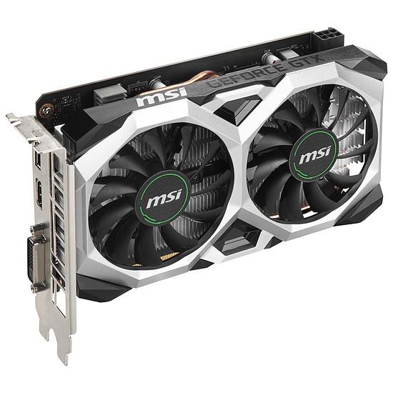 Carte graphique MSI GeForce GTX 1650 SUPER VENTUS XS OC - Autre vue
