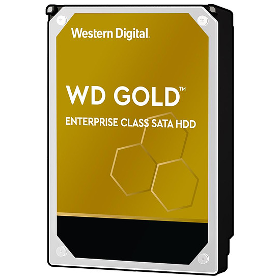 Disque dur interne Western Digital WD Gold 2 To 128 Mo
