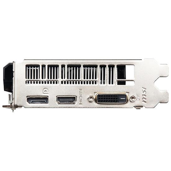 Carte graphique MSI GeForce GTX 1650 SUPER Aero ITX OC - Autre vue