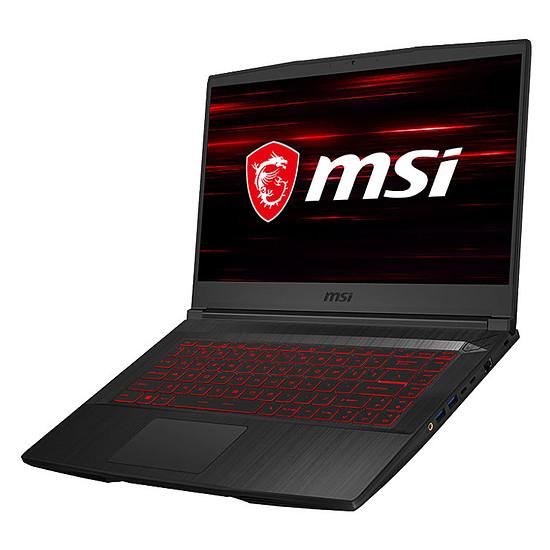 PC portable MSI GF65 Thin 10SDR-255FR - Autre vue