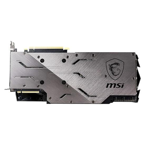 Carte graphique MSI GeForce RTX 2070 SUPER Gaming Z TRIO - Autre vue