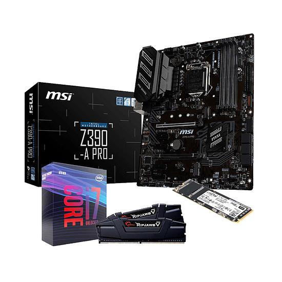 Kit upgrade PC Black Kit