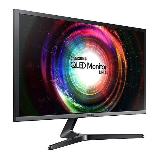 Écran PC Samsung U28H750UQU - Autre vue