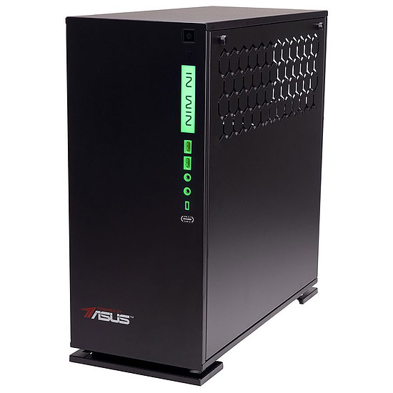 Boîtier PC In Win 303 Infinity Powered by ASUS - Autre vue