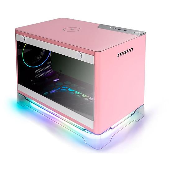 Boîtier PC In Win A1 PLUS - Rose