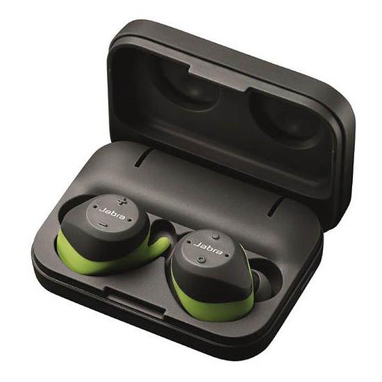 Casque Audio Jabra Elite Sport Gris/Vert - Ecouteurs sans fil - Autre vue