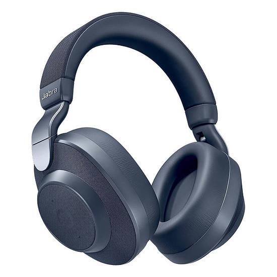 Casque Audio Jabra Elite 85h Titanium Bleu - Casque sans fil