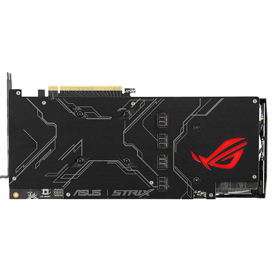 Carte graphique Asus GeForce RTX 2060 SUPER ROG STRIX OC EVO - Autre vue